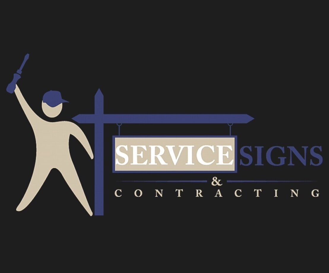 Service Signs and Contracting