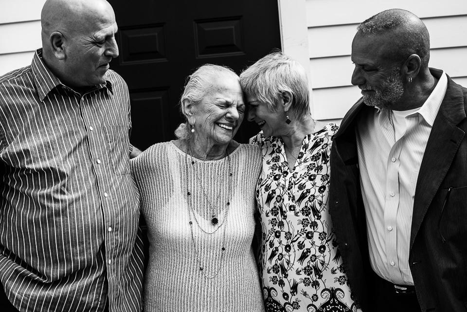 Connecticut Family Photographer Fairfield County Extended Family Portraits