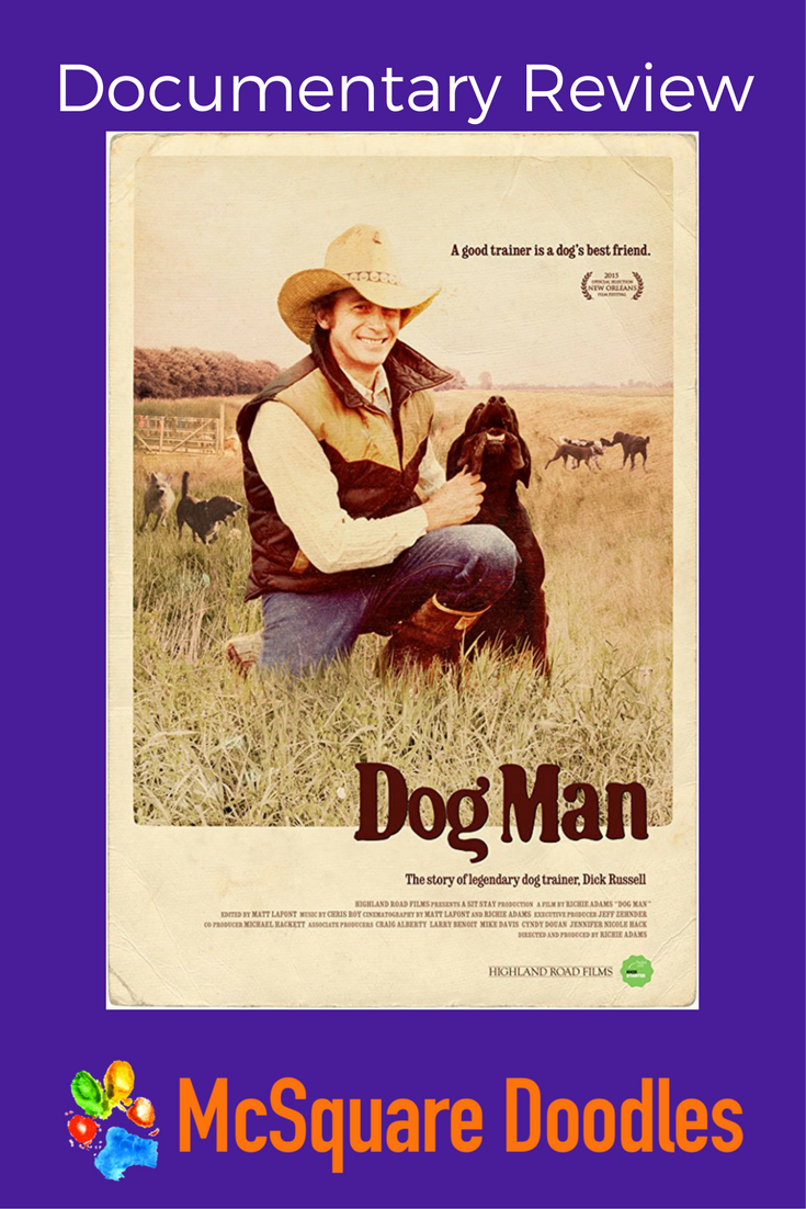 Documentary Review of Dog Man- the story of legendary dog trainer, Dick Russell.png