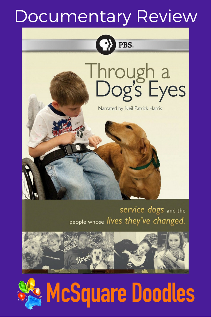 Documentary Review: Through a Dog's Eyes on McSquare Doodles