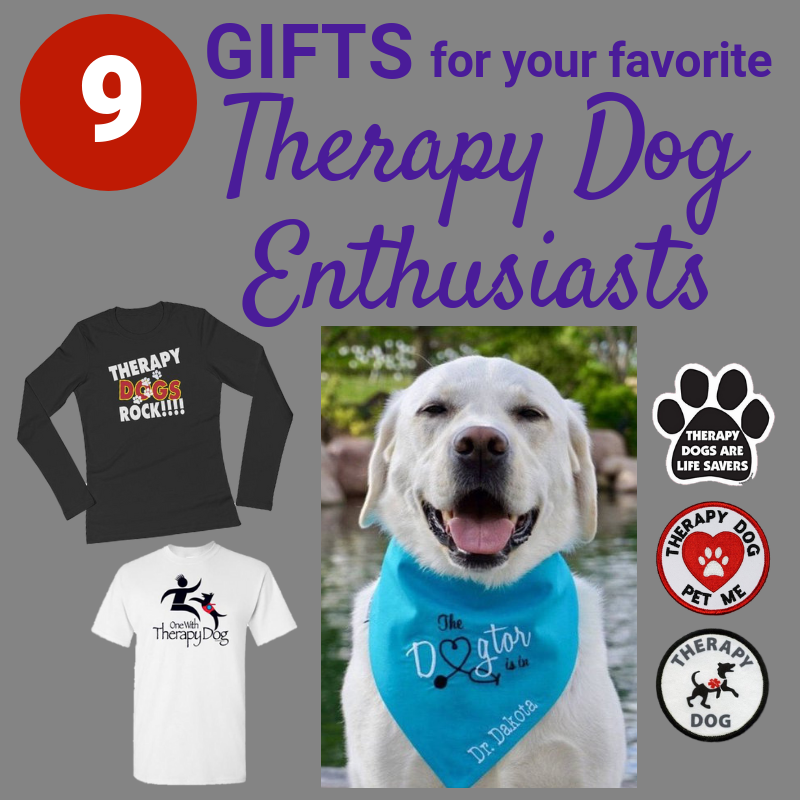 9 Unique Gifts for Therapy Dog Enthusiasts Thumbnail.png