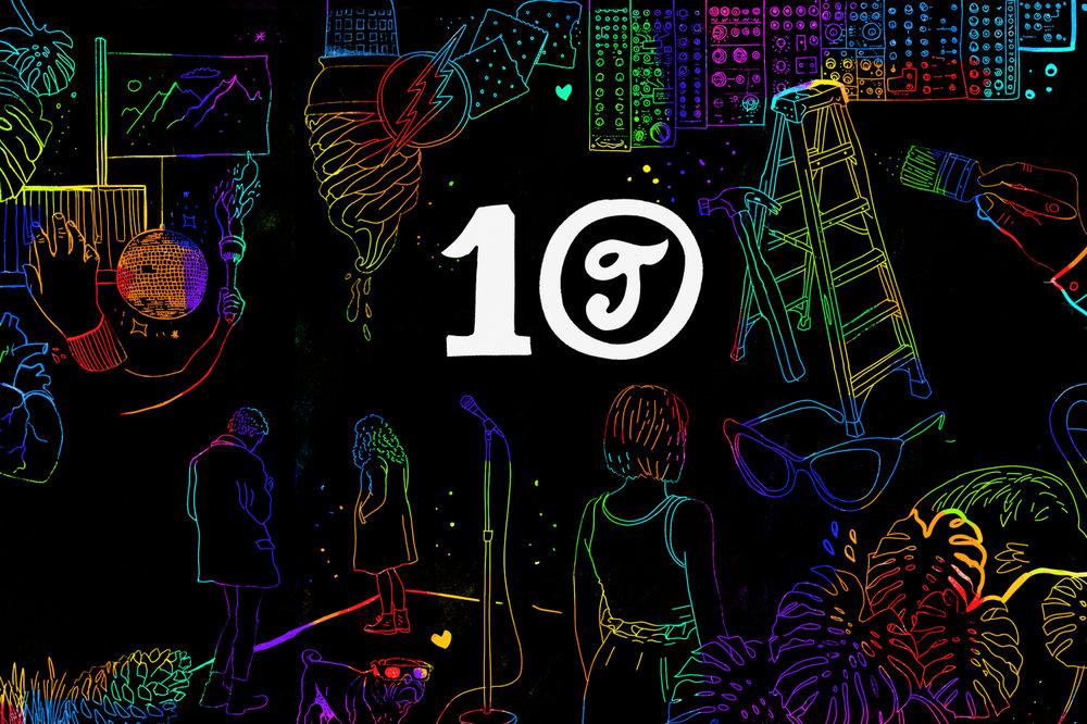 Celebrating Terrain's 10th year!