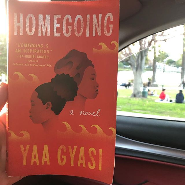 I'm know I'm late to the party, but can't even say how much I loved Homegoing. Finished it today (parked at the park while Gigi slept). Stunning, beautiful, brilliant, devastating, inspiring.