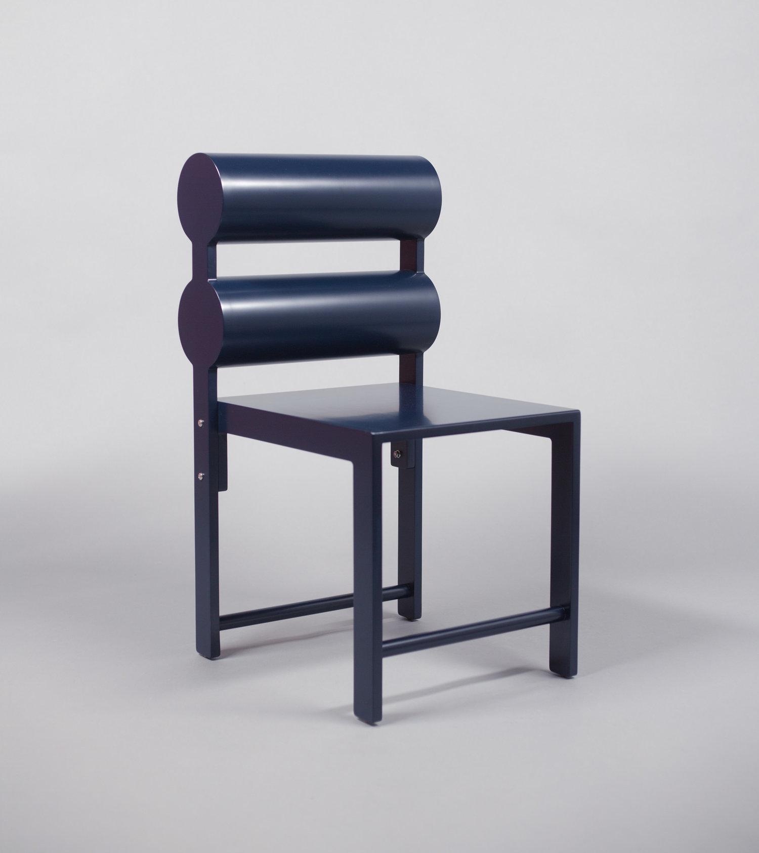 Double Cylinder Chair — WAKA WAKA