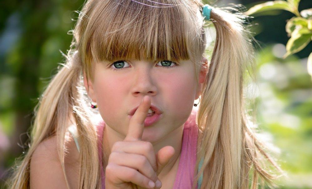 Shh.. salaisuus Ei voi kysyä. -