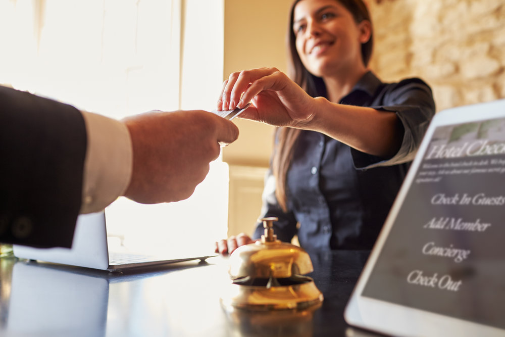 COMPLIMENTARY ON-SITE CONCIERGE