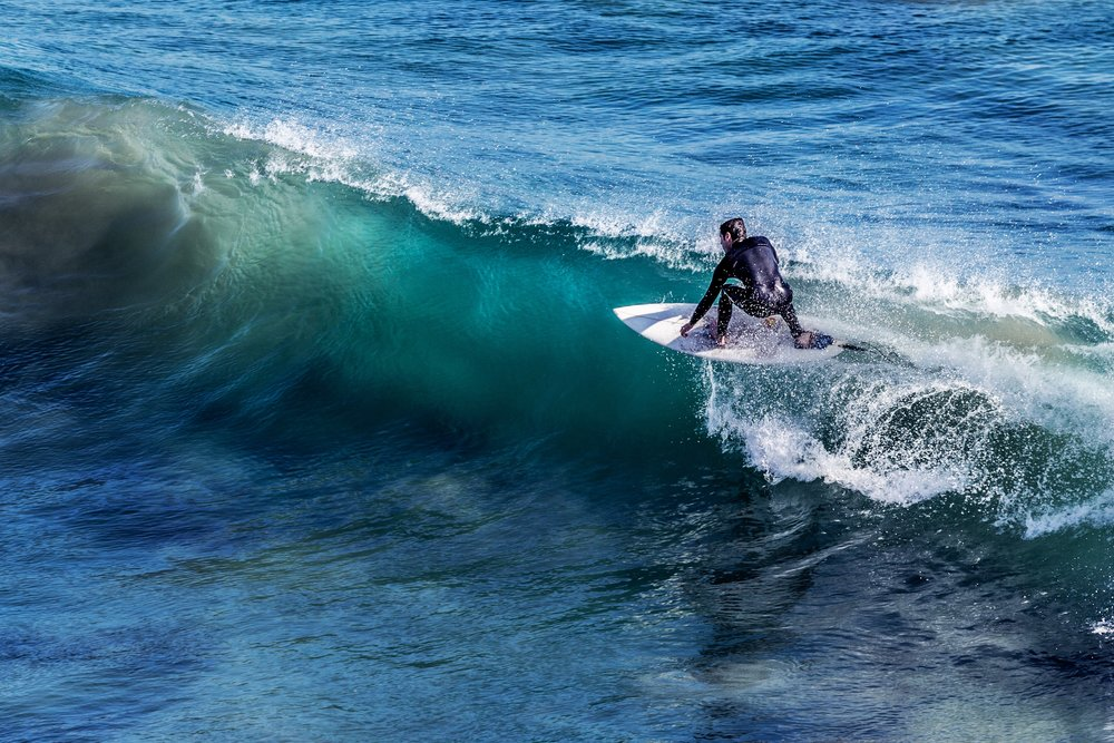 SURFING + WATER SPORTS