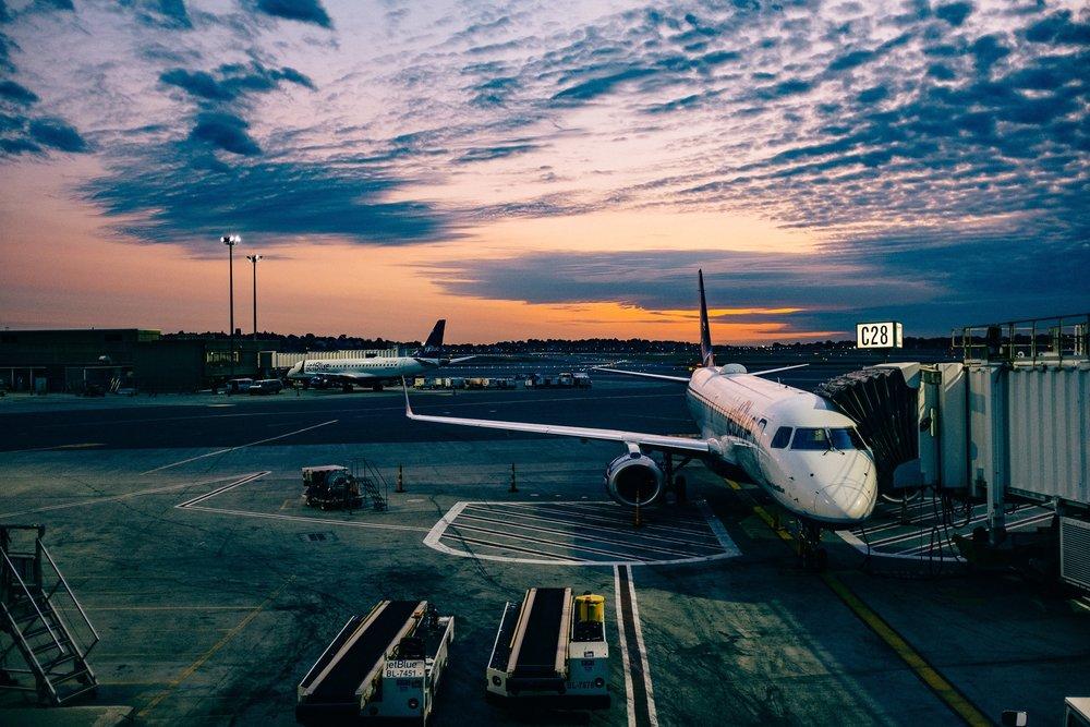 ADJACENT AIRPORT