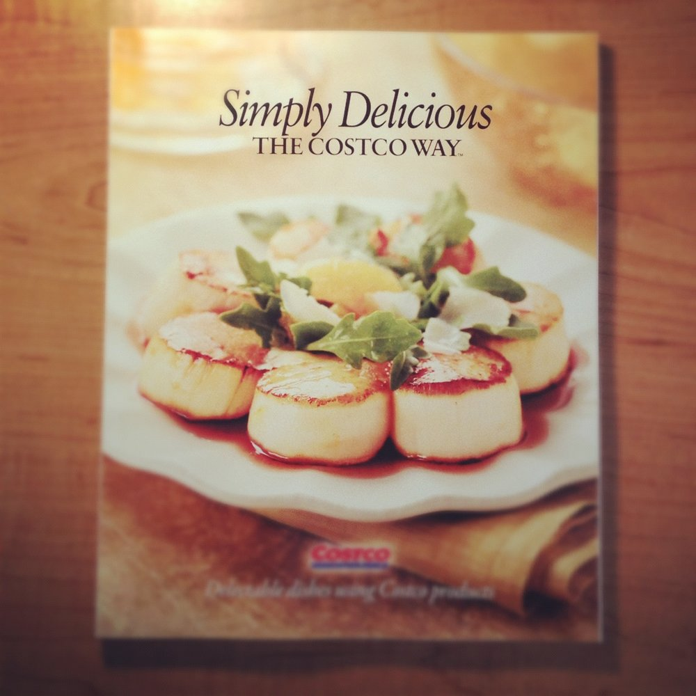2012 Costco Cookbook