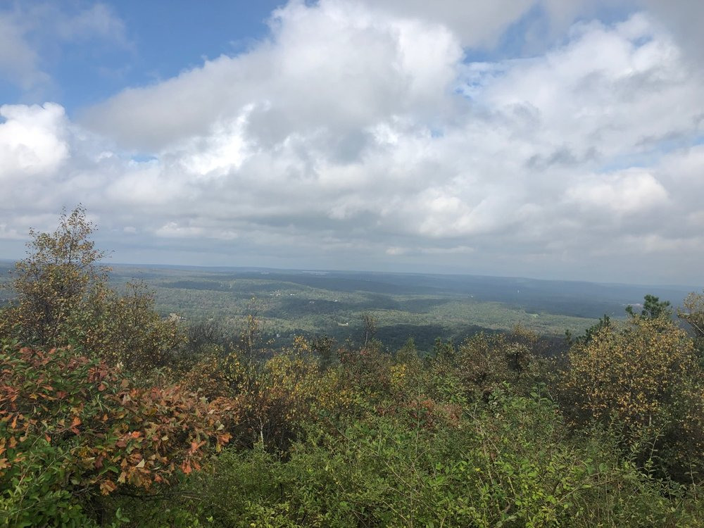 View from The Poconos State Park