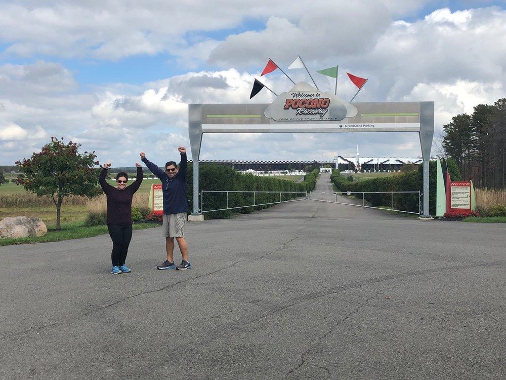 Poconos Raceway