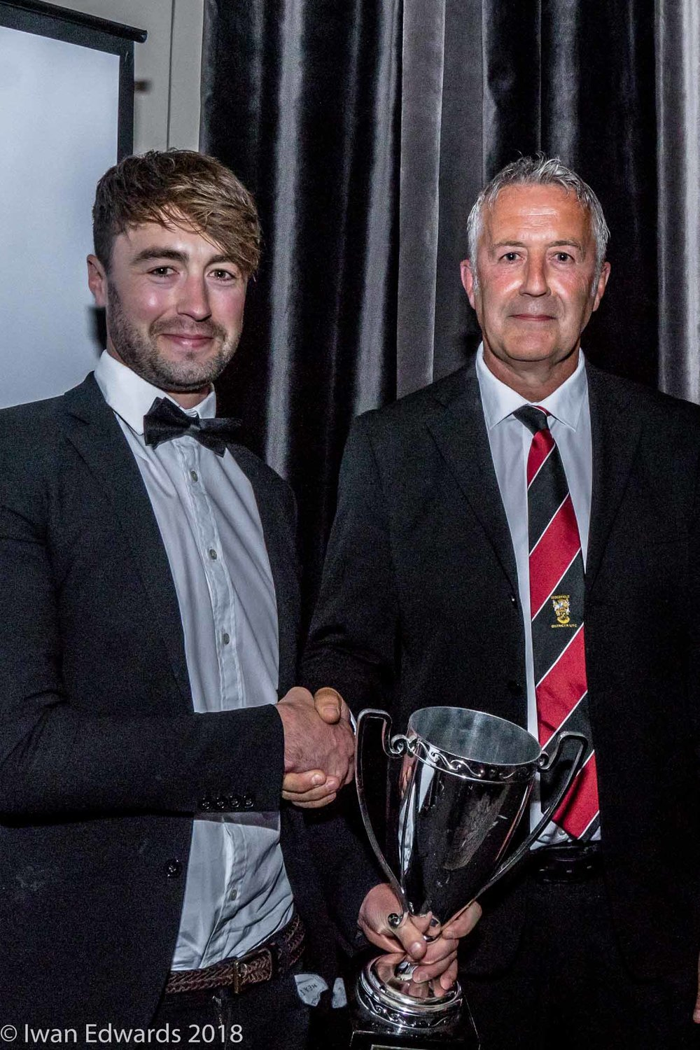 Player's Player of the Year   Adam Grieve
