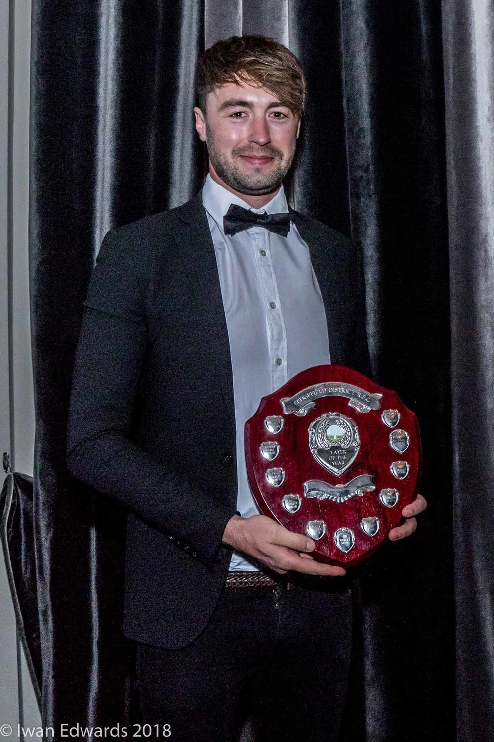 1st XV Player of the Year   Adam Grieve