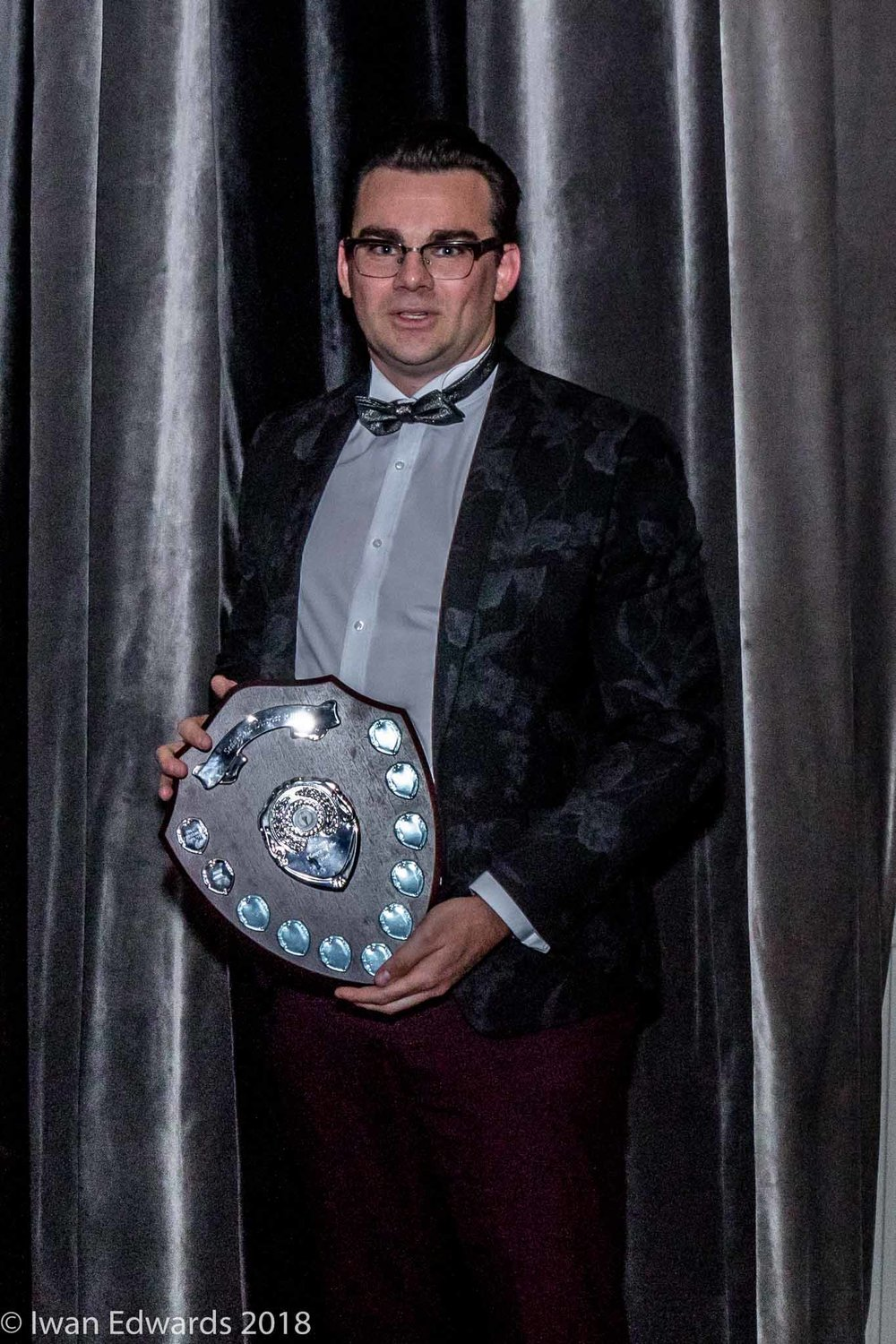 Saxons Player of the Year   John Pope