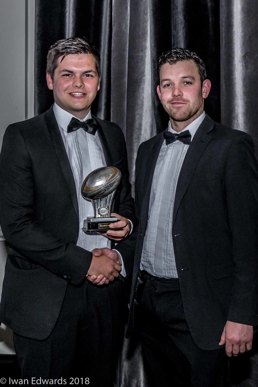 1st XV Young Player of the Year   Will Johnson