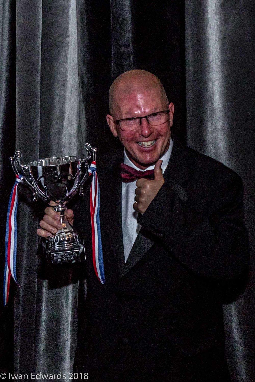 Special Award   Ian Slack