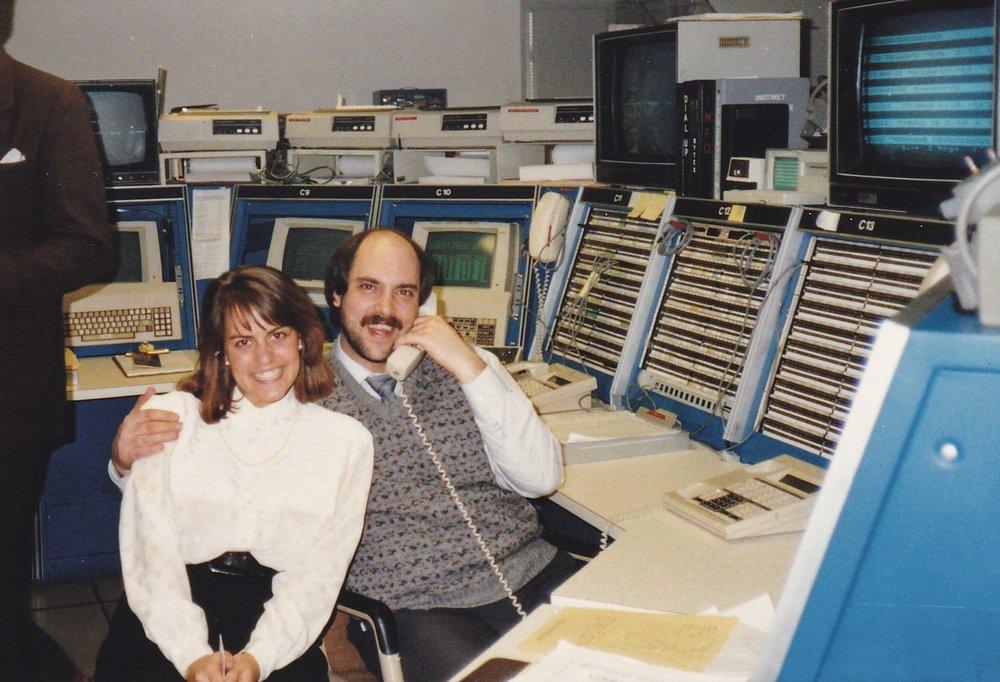 Sheryl Ott 1987 Instinet, A Nomura Company