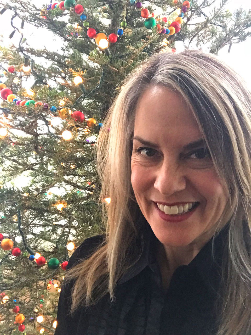 Sheryl Ott Christmas Tree Dare To Detour