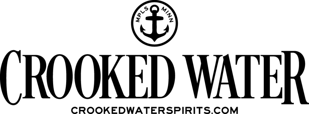 Crooked water logo