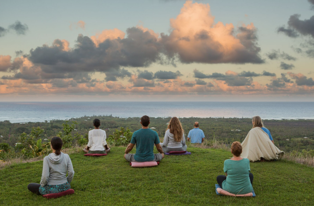 community events - When we meditate together, the harmony we create increases exponentially. Contact us to incorporate a community meditation element into your next event. Pricing Varies.