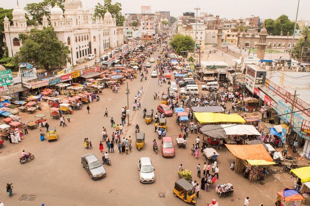 Indiastreets