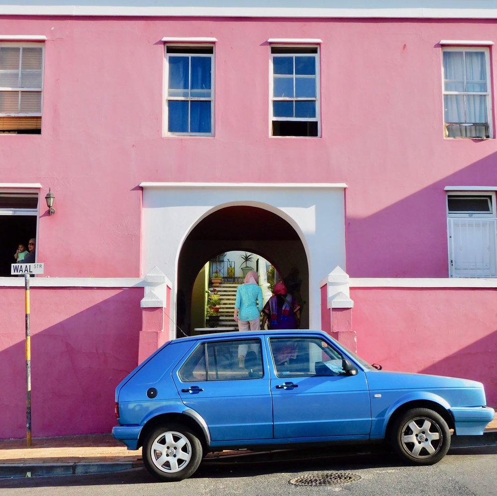 Women in Bo-Kaap