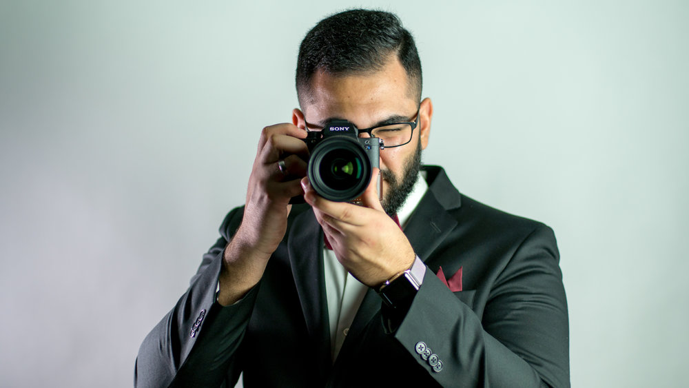 Muhamed Khattab - Founder and Director of Media Productions