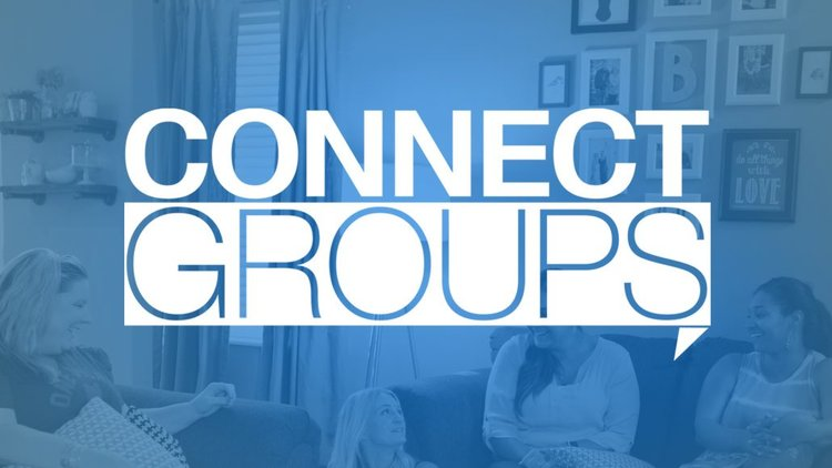 CONNECT GROUPS | FALL SESSION