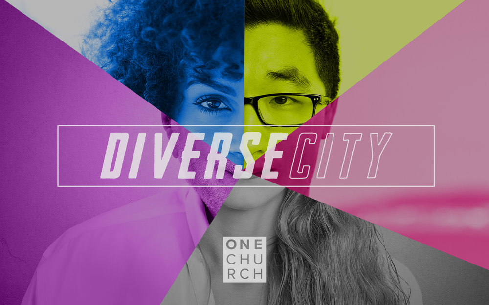 Diverse City | Sermon Series
