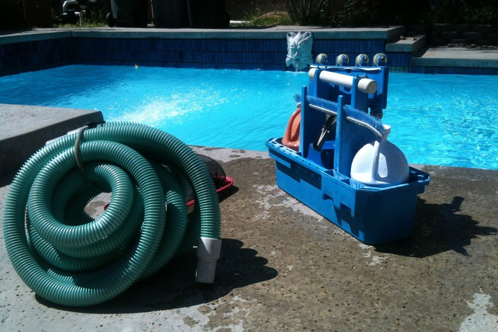 Weekly Pool Service &Maintenance -