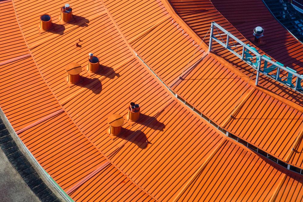 Orange Rooftop
