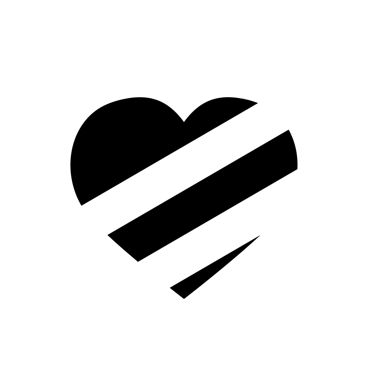 The Striped Heart