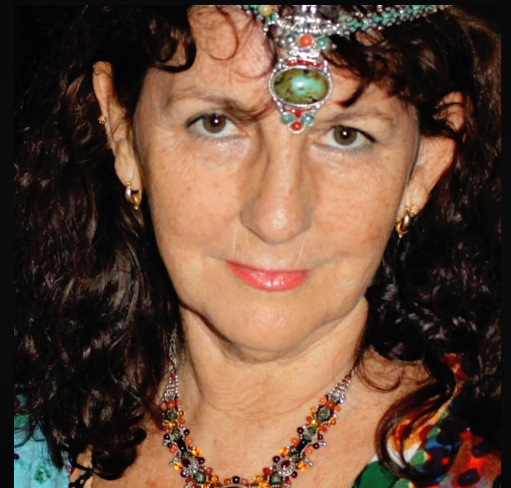 "CHANTAL AUGUSTIN - Chantal Augustin, hails from Paris, France where her extensive knowledge of eclectic French knot-work and weaving techniques is combined with her love for the art of the nomadic cultures of the Americas and Asia to create her wonderfully rich and unique jewelry. Always on the hunt for new adventures and inspiration, Chantal is an avid traveler who has spent much time studying the weaving and macramé techniques of numerous indigenous cultures. Her artistic pieces are a mix of contemporary and exotic arts which she has studied throughout the world and incorporated into each design. Chantal utilizes silver, pearls, turquoise, lapis, opals and numerous other semi-precious stones, blending them with hand-dyed threads to weave a unique piece of art that is constantly evolving.Chantal currently splits her time between France and Bali, Indonesia a small island in the Indonesian archipelago said to be ""blessed by the Gods"". She works with a very diverse and creative team of Balinese artisans to create her one-of-a-kind pieces."