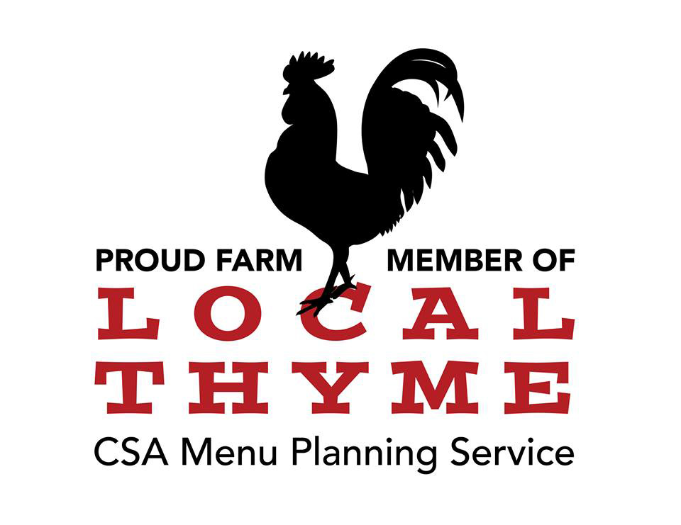 Our members receive a free subscription to Local Thyme menu planning service. - For more information, click the logo!