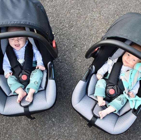 Review: Mountain Buggy Car Seats — Miss Local