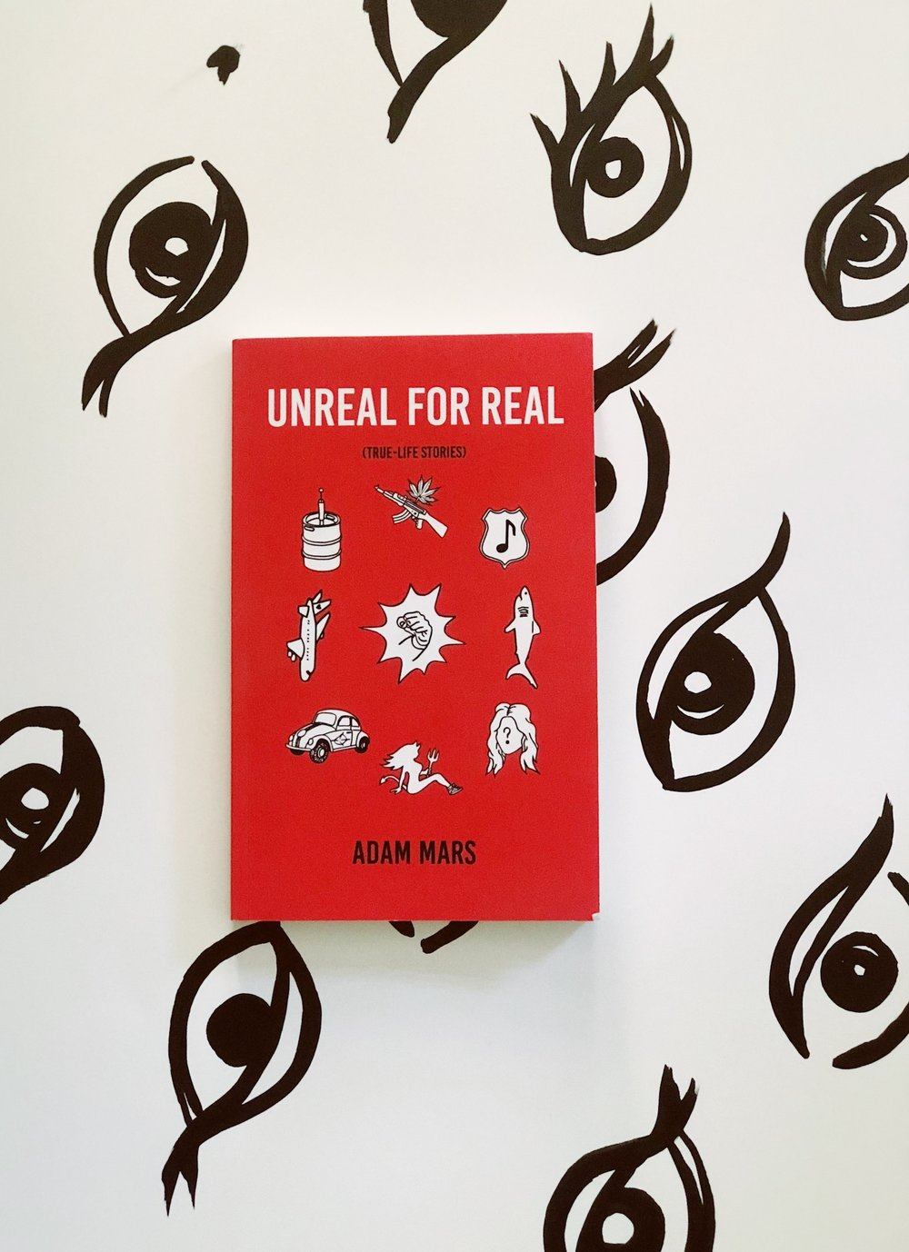 Unreal for Real - by Adam Mars