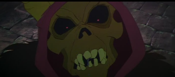 The Horned King from Disney's The Black Cauldron