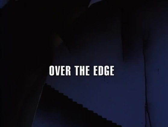 Title Screen Over The Edge The New Batman Adventures