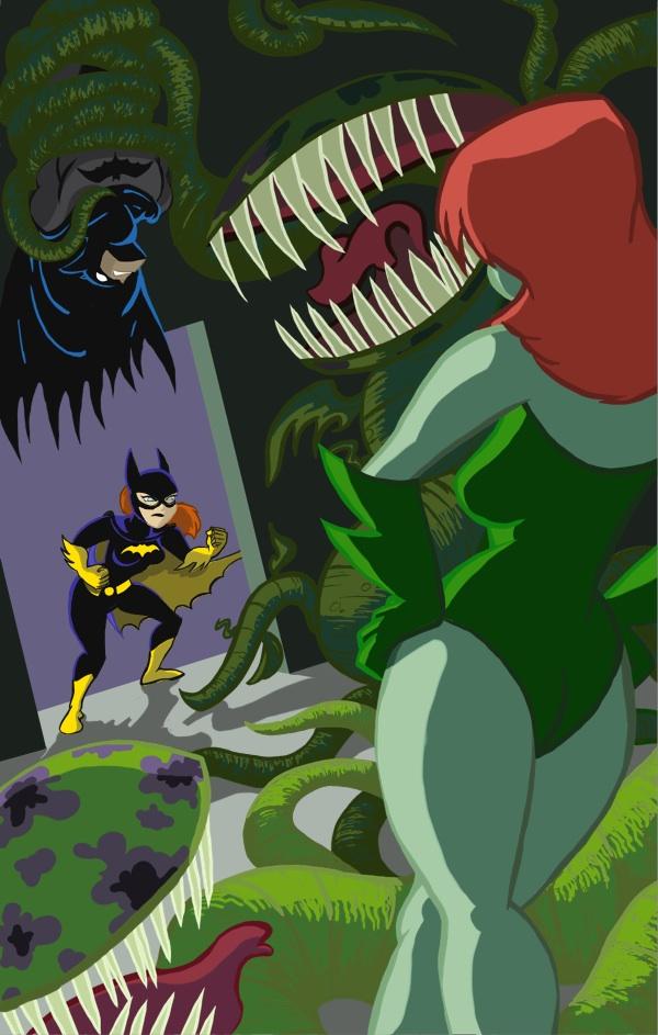 Batgirl Ivy web