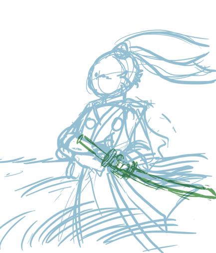 usagi-sword sketch