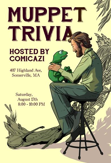 Muppet Trivia poster