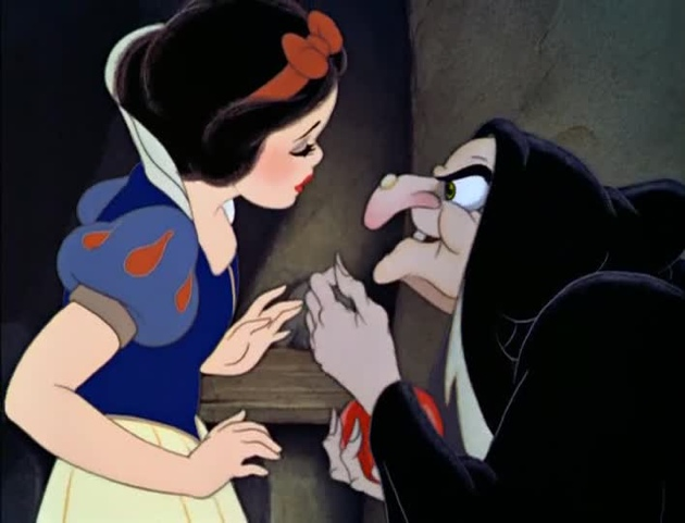 Snow White and the Wicked Queen
