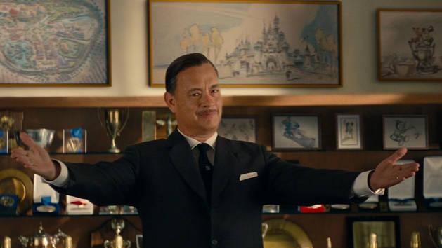 Saving Mr Banks - Tom Hanks as Walt Disney
