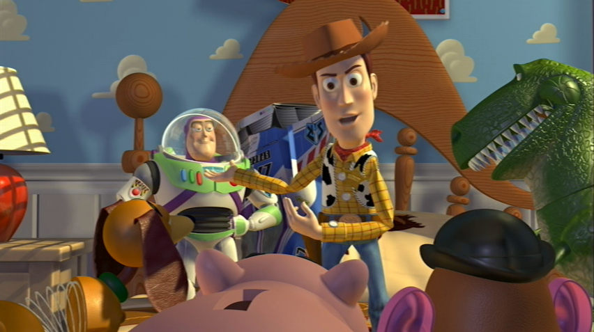 The original Toy Story