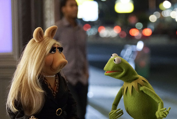 Kermit and Piggy's breakup