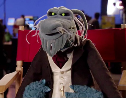 Uncle Deadly of the Muppets