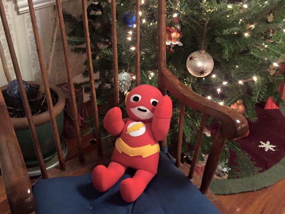 Wally and I wish you a very happy holiday season.