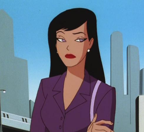 Lois Lane is not amused by your antics.