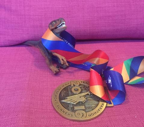 dino-medal