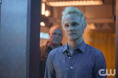 "iZombie -- ""Blaine's World"" -- Image Number: ZMB113A_0100 -- Pictured: David Anders as Blaine DeBeers -- Photo: Diyah Pera/The CW -- © 2015 The CW Network, LLC. All rights reserved."